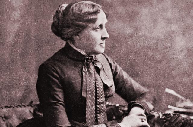 لوئیزا می آلکوت